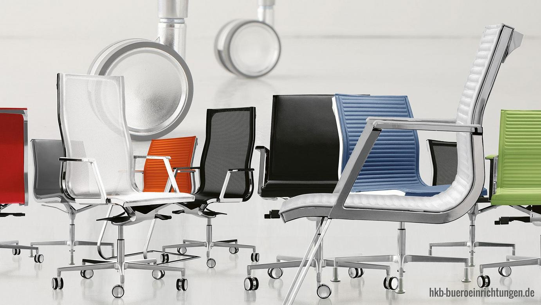 Bürostühle + Chefsessel