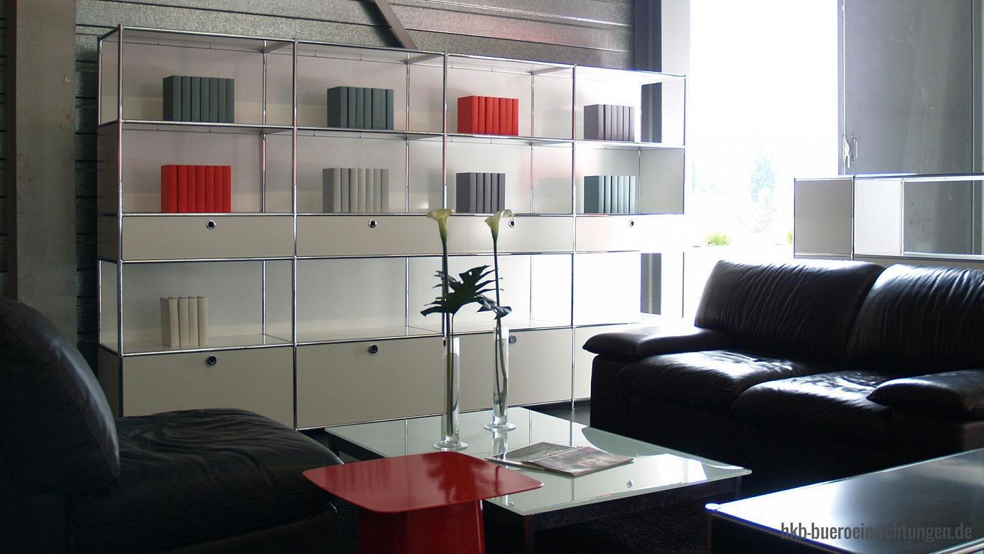 Büromöbel Metall Archiv Regal für Wohnen und Büro mit Metall Klapptueren Stabiles Archiv Metall Möbelbausystem mit Metall Einlegeböden