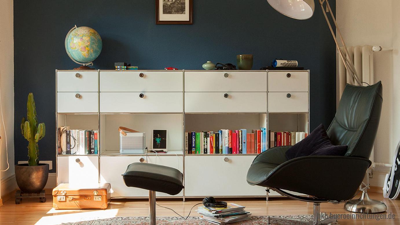 Büromöbel Metall Highboard