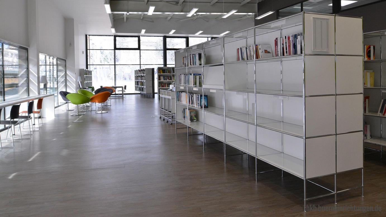 Büromoebl Metall höchste Flexibilität und eignet sich als Büromöbel sowie als Raumteiler in einer grösseren Bürolandschaft Eigens kreierte, praktische Zubehöre runden das durch dachte Möbelbausystem optimal ab