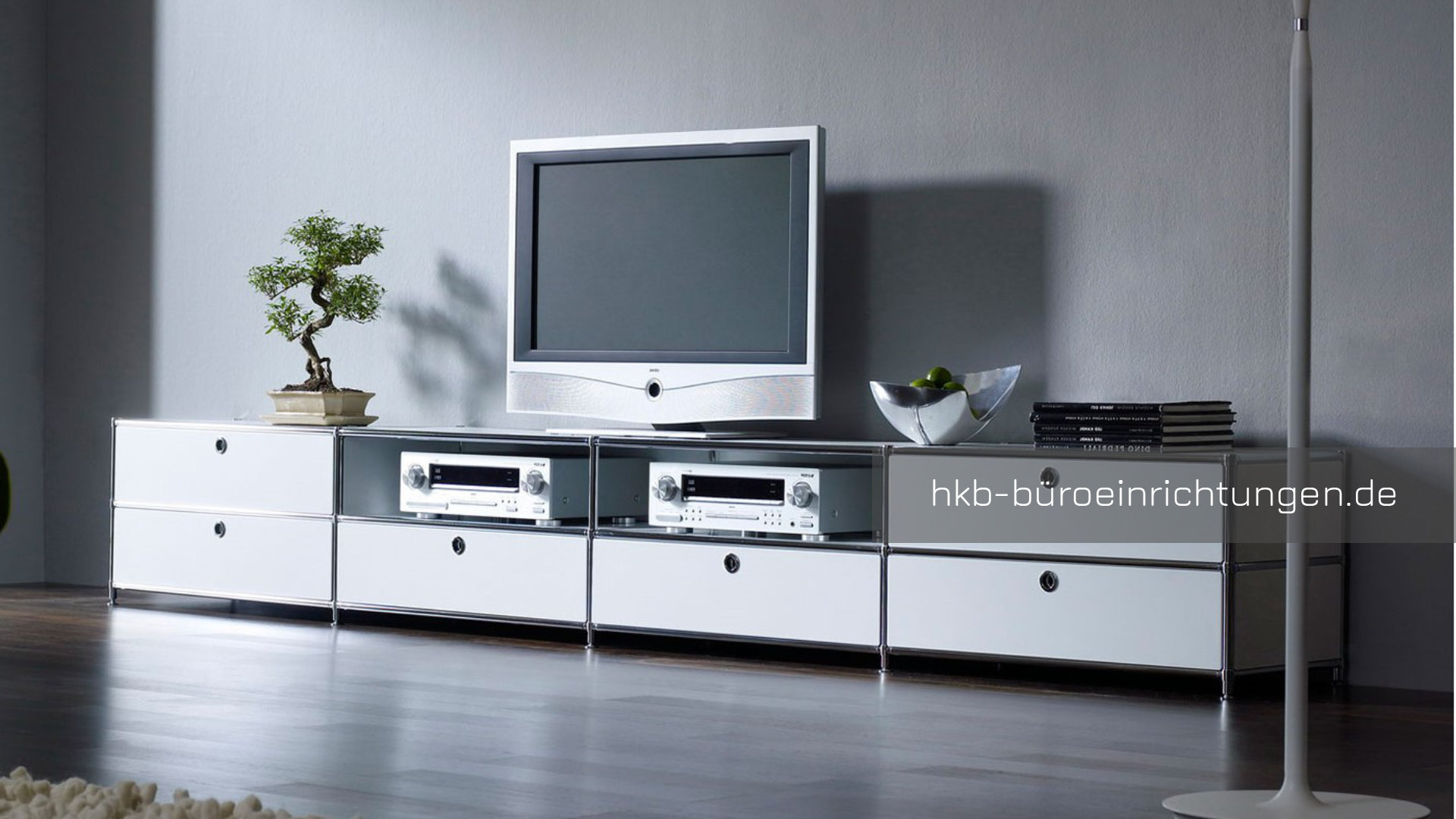 Büromöbel Metall Hifi-Tv
